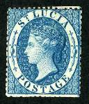 St Lucia 1860