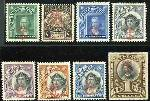 Official Stamps 1907