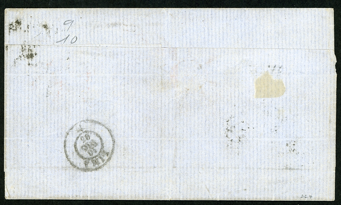 Large scan of reverse